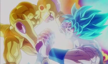 'Dragon Ball Z: La resurrección de F', así es la última película de Goku