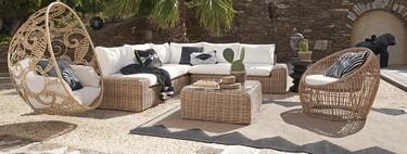 Maisons du Monde nos propone en su nueva colección de verano 2021 los muebles perfectos para tener el jardín, terraza o balcón más bonitos