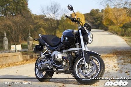 BMW R 1200 R, prueba (características y curiosidades)