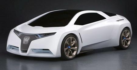 Honda FC Sport Design, deportivo de hidrógeno
