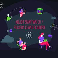 Mejor smartwatch / pulsera cuantificadora: vota en los premios Xataka 2020