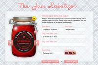 Personaliza las etiquetas de tus mermeladas y conservas