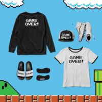 Pies al son de Super Mario