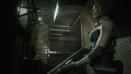 Re3 Jill Shotgun