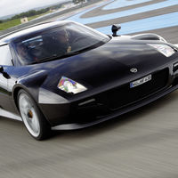 El New Stratos estará finalmente basado en un Ferrari F430 Scuderia, y costará medio millón de euros