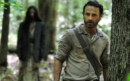 Rick y una presencia amenazadora