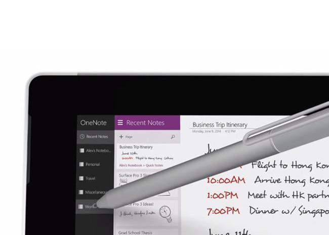 Microsoft trabaja en el sistema de batería del Surface Pen para que podamos olvidarnos de tener que cargarlo antes de usarlo