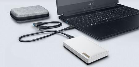 Gigabyte presenta el VISION DRIVE SSD 1 TB, su nuevo disco externo con velocidades de hasta 2.000 MBps