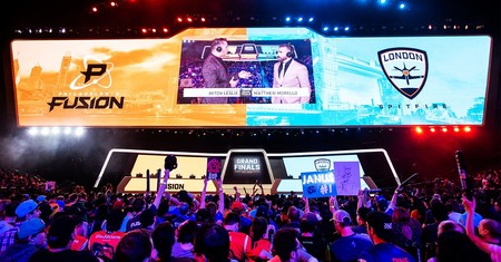 London Spitfire golpeó primero en las espectaculares finales de la Overwatch League
