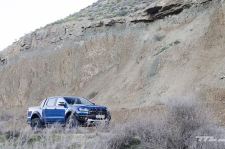 Ford Ranger Raptor 2020 Prueba 018
