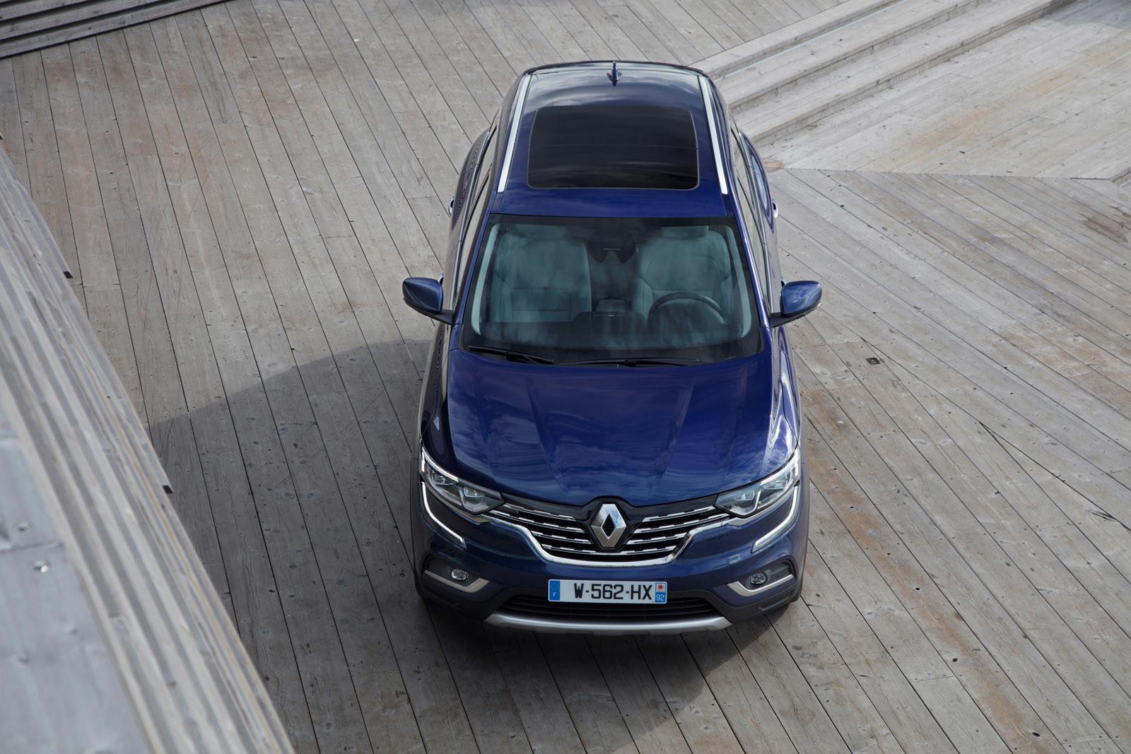 Foto de Renault Koleos 2017, toma de contacto (26/145)