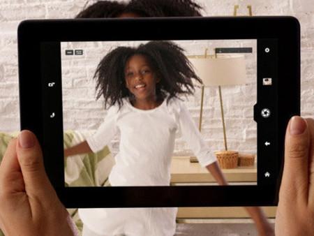 Kindle Fire HD cámara