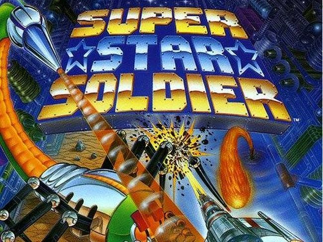 Super Star Soldier (Turbografx-16)