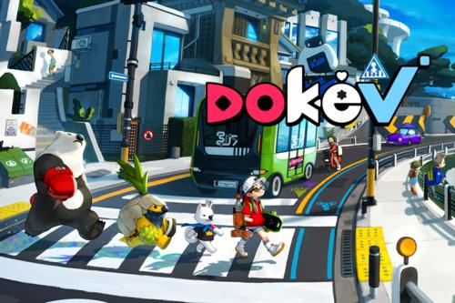 Un nuevo RPG de mundo abierto inspirado por Pokémon es de lo mejor de la Gamescom 2021: DokeV presenta nuevo tráiler y sorprenden sus gráficos next-gen