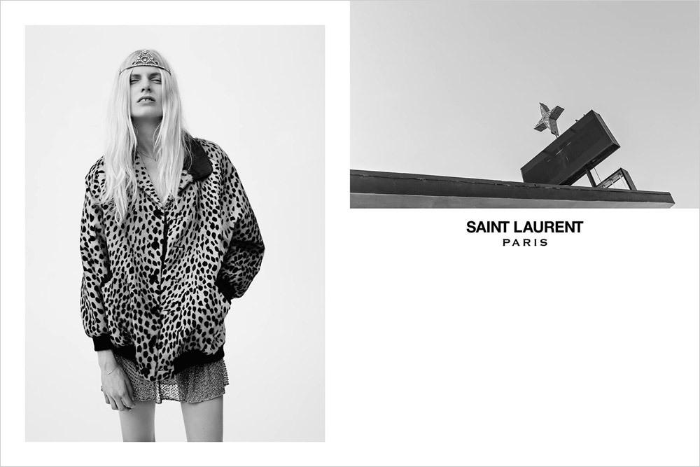 Foto de Saint Laurent campaña Primavera-Verano 2016 (4/5)