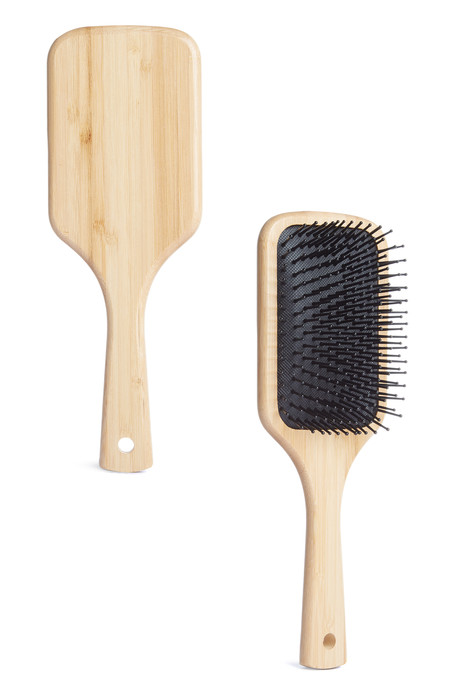Kimball 4203001 Well Bamboo Hairbrush Brown Grade Missing Wk Missing Eur3 Copy