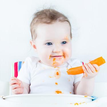 ¿Cuándo empezar a dar de cenar al bebé?