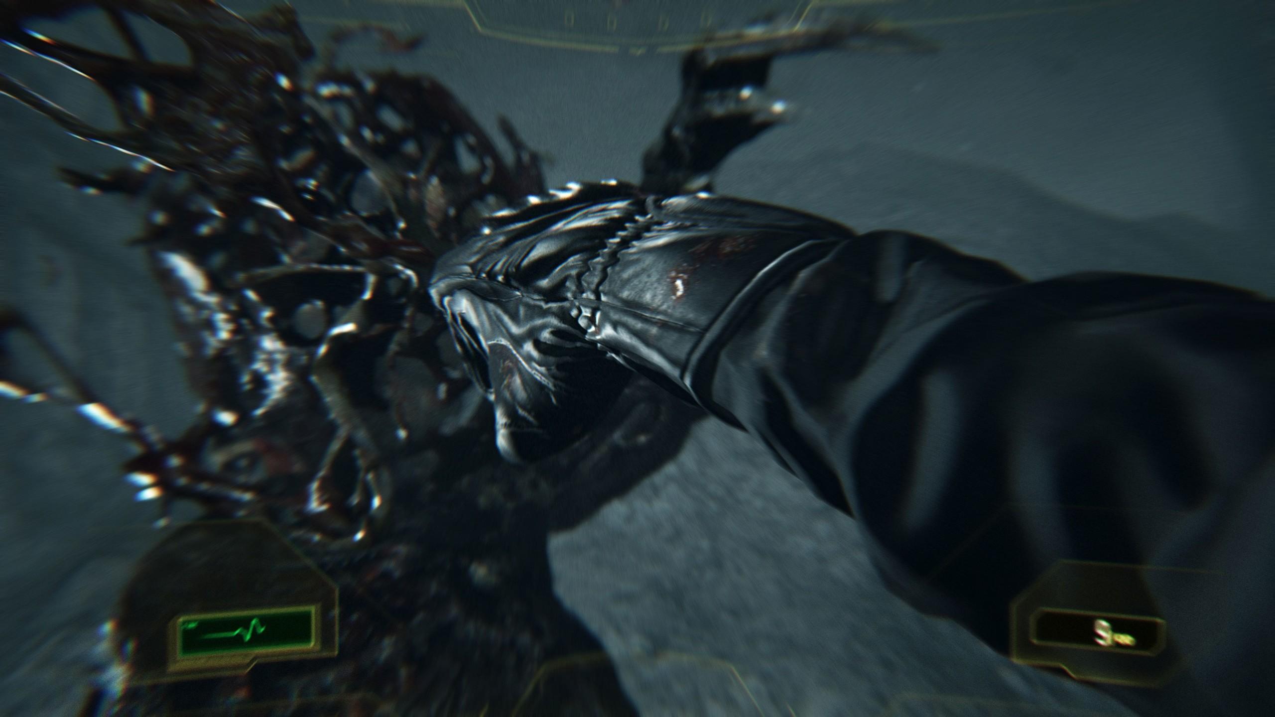 Foto de Imágenes de los DLC Not a Hero y End of Zoe (5/9)