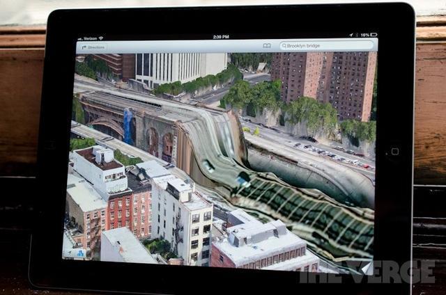 Mapas iOS6