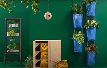 Ikea crea un libro de instrucciones para reciclar nuestros muebles usados y convertirlos en colmenas, terrarios o casitas de pájaros