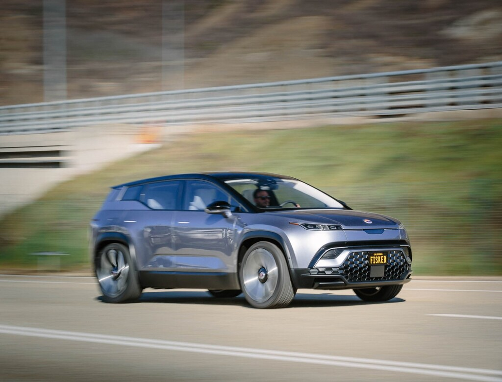 Fisker 'pasa' de Volkswagen y construirá su SUV eléctrico Fisker Ocean sobre una plataforma propia desarrollada con Magna