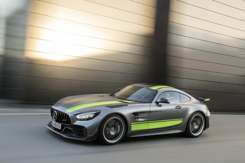 Foto de Mercedes-AMG GT R PRO (7/26)