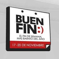 El Buen Fin 2017 se celebrará en México del 17 al 20 de noviembre
