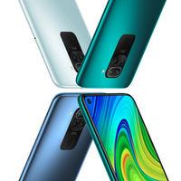 Nuevos Xiaomi Redmi 10X y Redmi 10X Pro 5G: pantallas perforadas y opciones 5G para tres gamas medias con MIUI 11