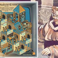 Correos celebrará el 30º aniversario de La Abadía del Crimen emitiendo un sello con misterios incluidos