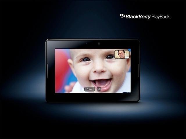 Foto de BlackBerry PlayBook, presentación oficial del tablet de RIM (7/11)