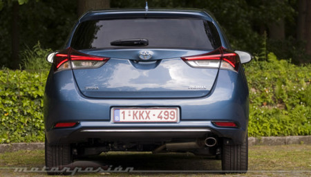 Toyota Auris 2015, toma de contacto