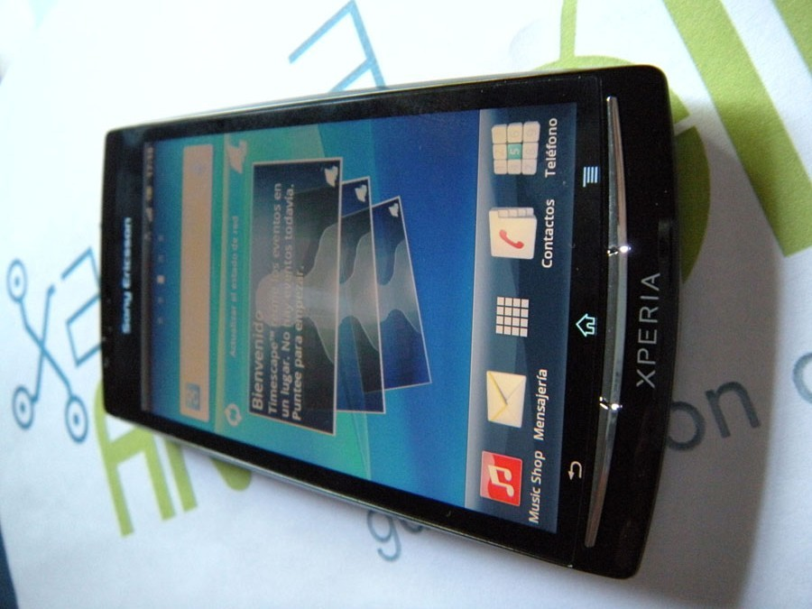 Foto de Review SonyEricsson Xperia Arc (14/19)