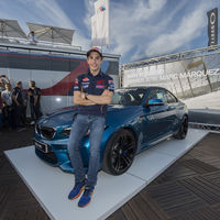 Marc Márquez tiene que ampliar su garaje: este BMW M2 es el cuarto coche que gana por ser el más rápido los sábados