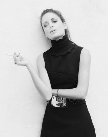 Gala González ahora es modelo