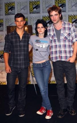 Los actores de 'Luna Nueva' en la Comic-Con con nuevos vídeos de la película