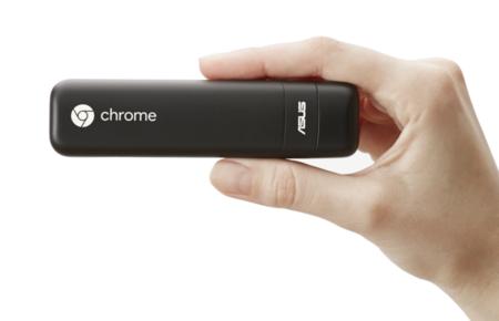 Chromebit convierte cualquier pantalla en un ordenador Chrome OS por 85 dólares