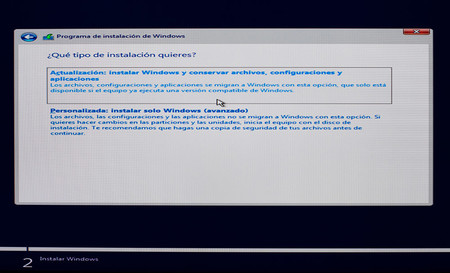 Windows 10 Instalacion