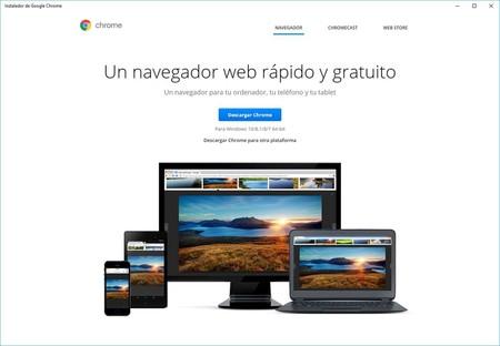 Un milagro de navidad, ahora puedes instalar Google Chrome desde la Tienda de Microsoft