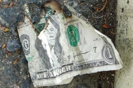 Dinero Quemado