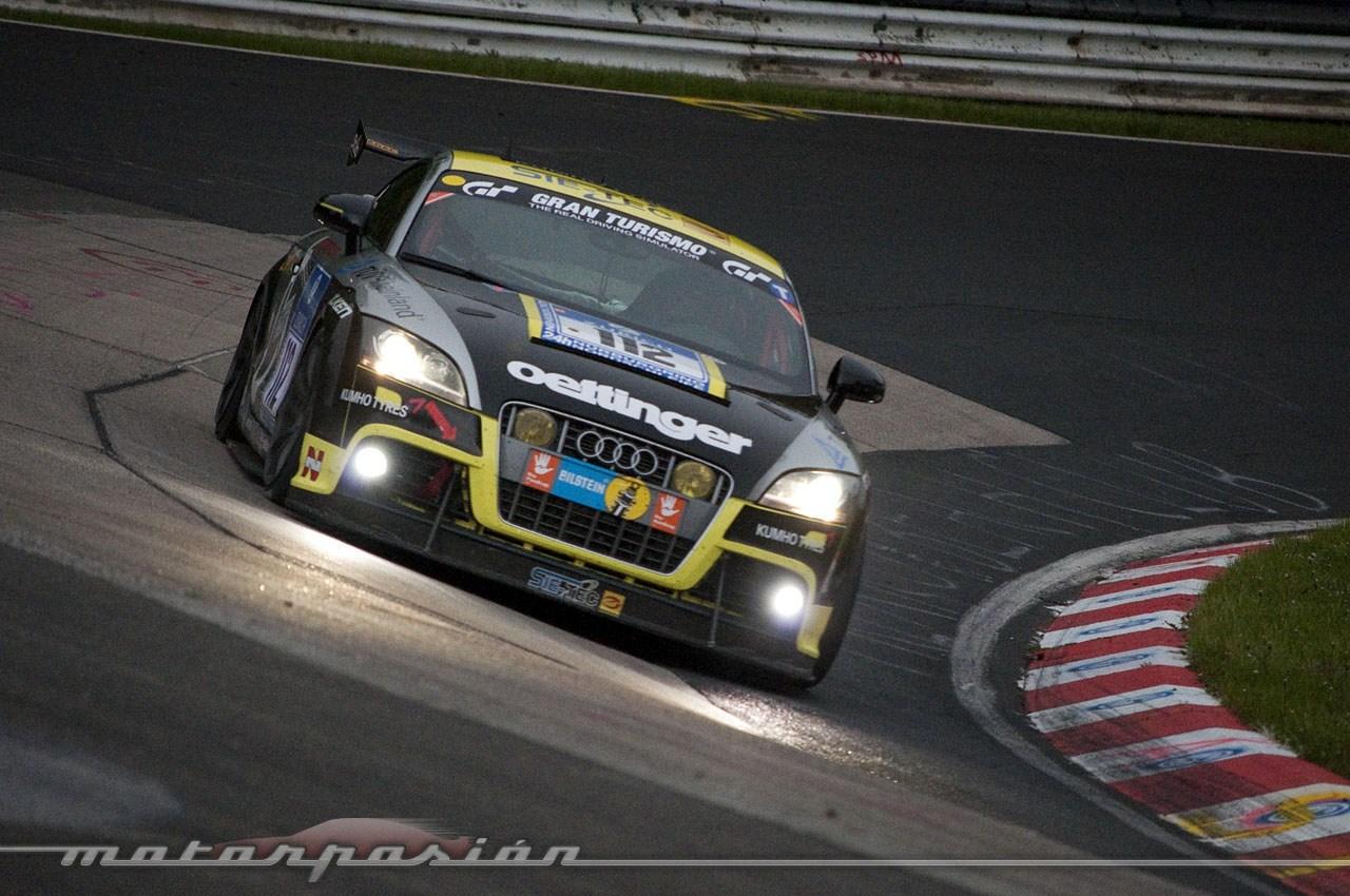 Foto de La increíble experiencia de las 24 Horas de Nürburgring (93/114)