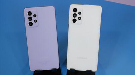 Samsung Galaxy A52 Y A72 01