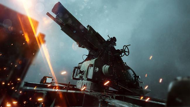 Battlefield 1 Obus Asedio