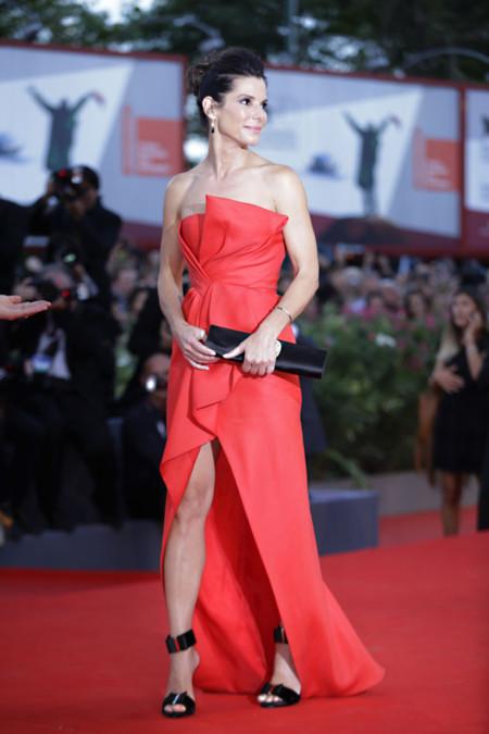 Sandra Bullock en Venecia