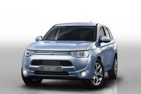 Mitsubishi Outlander PHEV llegará a España por 46.500 euros