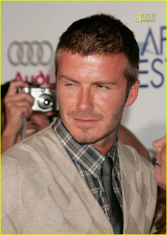 Foto de David Beckham en la première de Lions for Lambs (2/4)