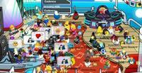 En el Club Penguin se celebra el superfestival de música