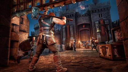 El corpulento Brawler protagoniza el nuevo gameplay de Hood: Outlaws & Legends