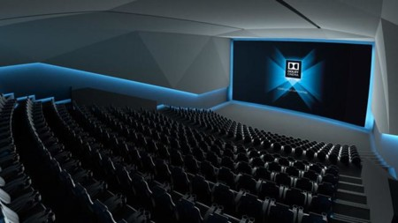 Dolby Cinema Seats