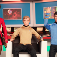 ¡Barbie se vuelve trekkie! La famosa muñeca ya es una más en Star Trek
