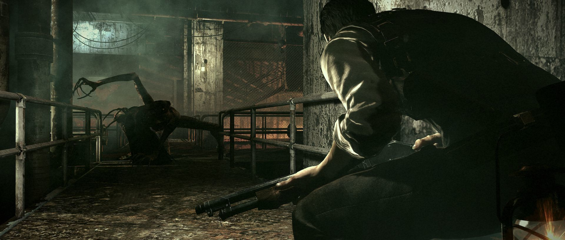 Imágenes The Evil Within Gamescom 2014